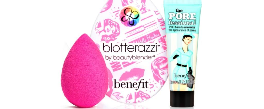 Exclusive: Get a Sneak Peek at the Beautyblender x Benefit Cosmetics Set