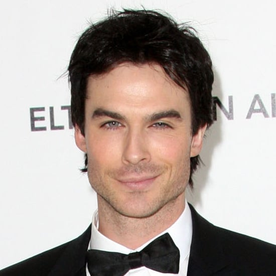 50 Shades of Grey Ian Somerhalder Casting Rumor (Video)