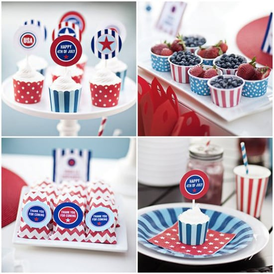 Fourth of July Party Kit