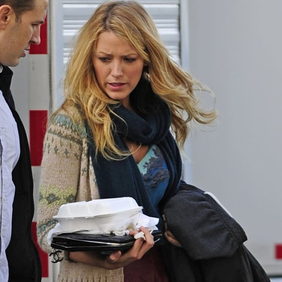 Blake Lively Denies Pregnancy Rumors | Pictures