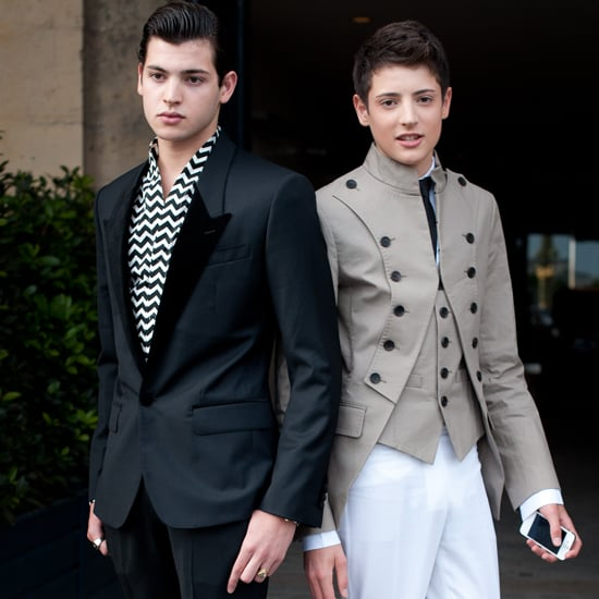 Harry and Peter Brant II Vanity Fair Profile