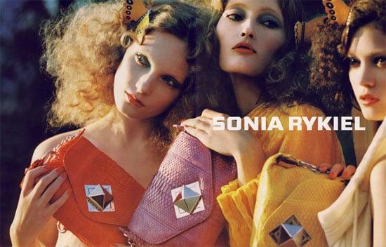 Fab Ad: Sonia Rykiel Spring 2008