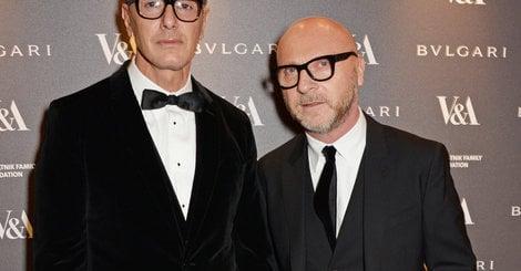 Dolce & Gabbana's Domenico Dolce Apologizes For Anti-IVF, Anti-Gay Adoption Remarks