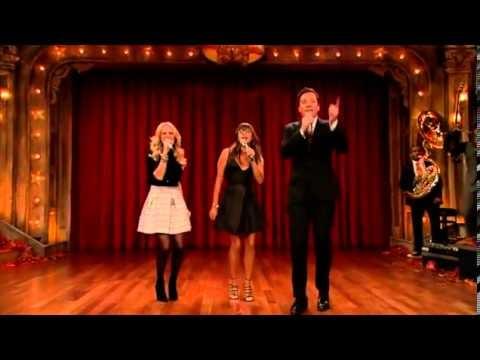 The Holiday Medley With Carrie Underwood and Rashida Jones