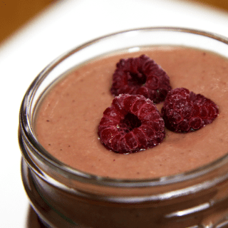 Pear Berry Weight-Loss Smoothie