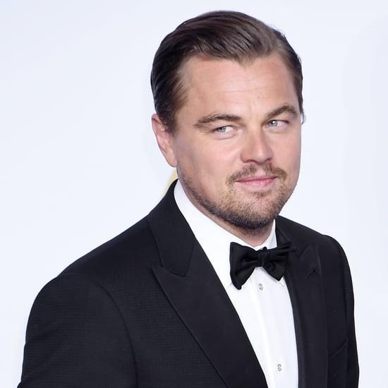 Leonardo DiCaprio Talking About His Oscars Win 2016