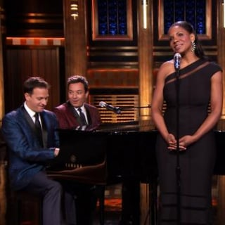 Audra McDonald Sings Yahoo Answers With Jimmy Fallon