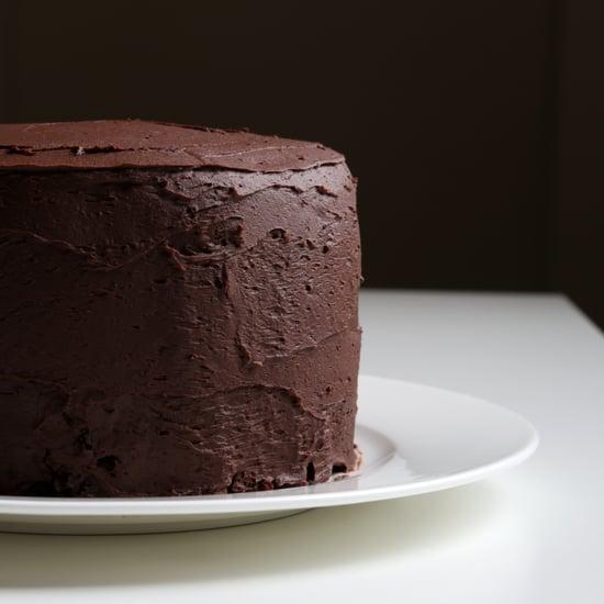 Chocolate Cake With Chocolate Buttercream Recipe