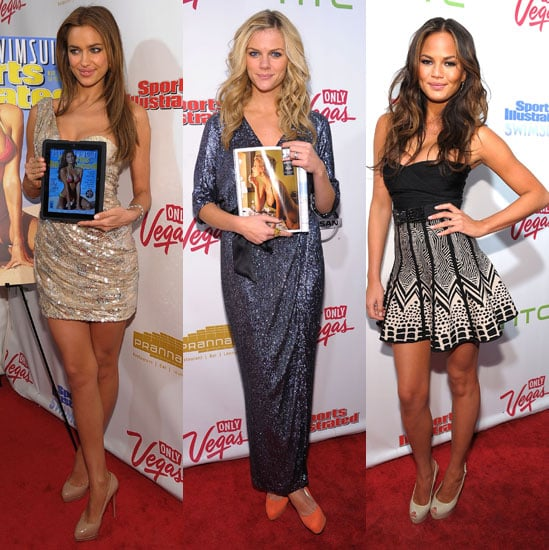 Pictures of Irina Shayk, Brooklyn Decker, and More at the Sports Illustrated Swimsuit Issue Launch