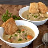 Chicken Pot Pie Soup Recipe