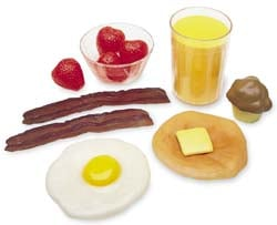 What do you eat for breakfast?