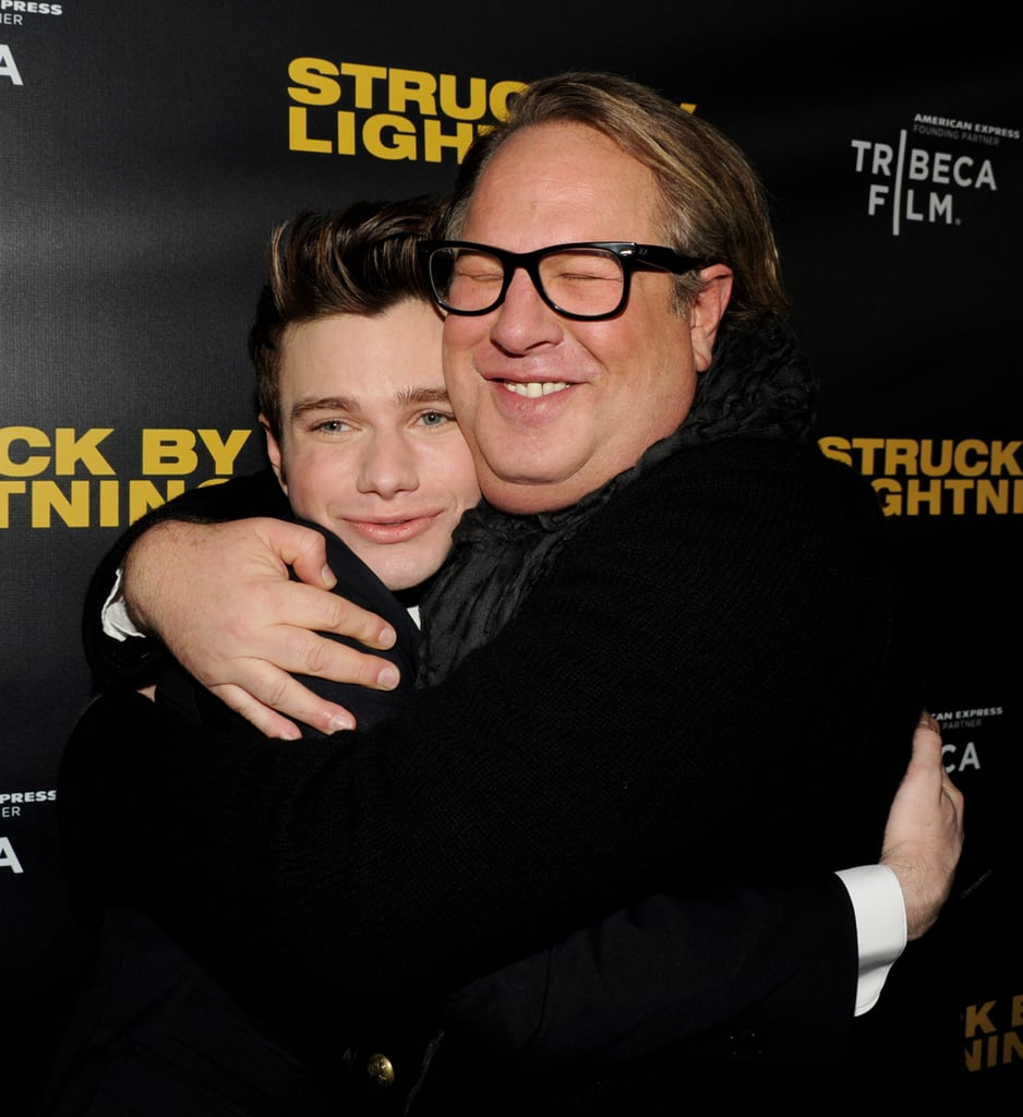 Chris Colfer and Brian Dannelly