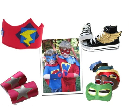 Superhero Dress Up