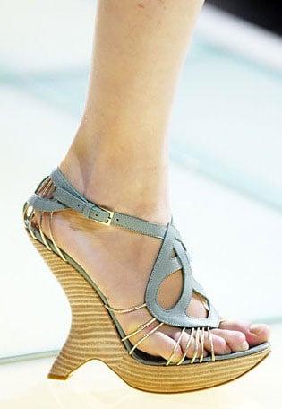 Trend Alert: Wooden Heels