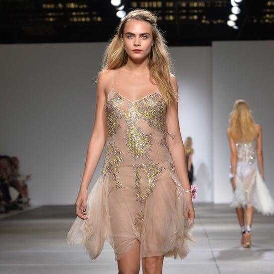 Topshop Unique Spring 2015 Show | London Fashion Week