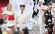Prince Albert II wed Princess Charlene at the Prince's Palace of Monaco on July 2, 2011.