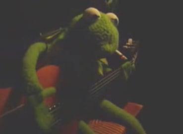 Kermit Goes Emo