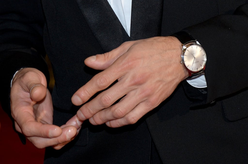 Just because his watch is more expensive than yours doesn't mean his time is more valuable.
