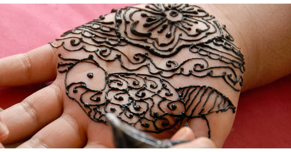 What Is Henna and Is It Safe for My Teen? - Verywell Family