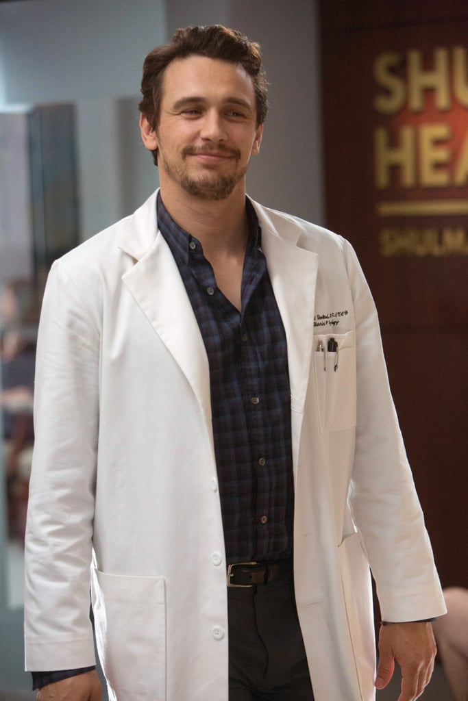 Funniest Guest Star: James Franco on The Mindy Project