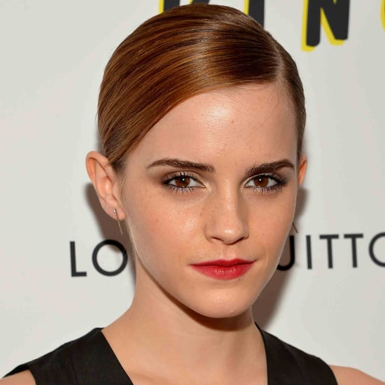 Emma Watson Voted the Iconic Beauty of the Decade
