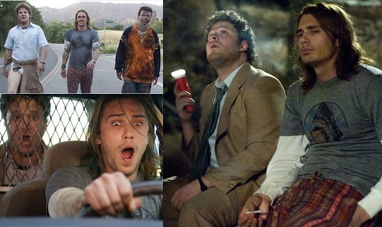 UK Review Of Pineapple Express Starring Seth Rogen and James Franco