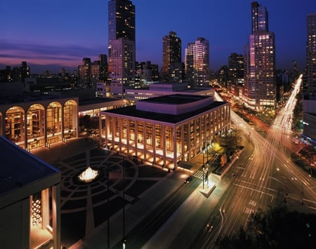 New York Fashion Week Moves To Damrosch Park At Lincoln Center