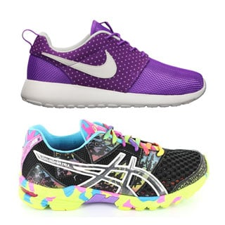 5 Colourful Running Shoes To Buy Now and Wear Forever