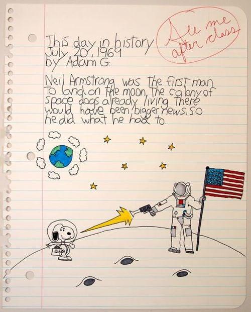"""Snoopy,"" Adam Greener"