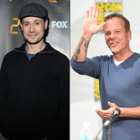 Freddie Prinze Jr. and Kiefer Sutherland Feud | Video