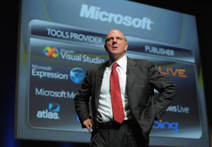 Microsoft to Launch Dual Platform Strategy With Two Versions of Windows Mobile OS in Coming Months