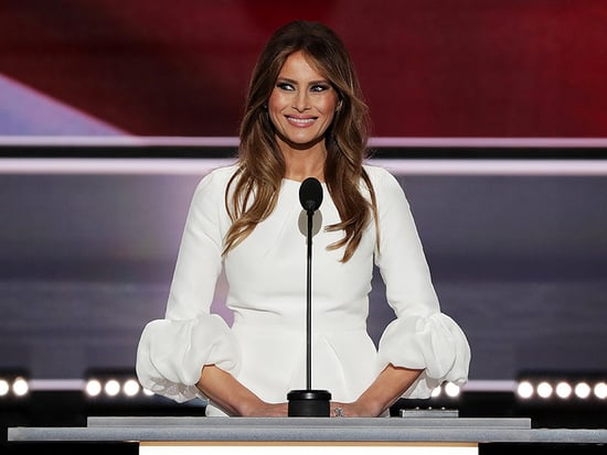 Twitter Lampoons Donald Trump's Wife with #FamousMelaniaTrumpQuotes After Controversial RNC Speech