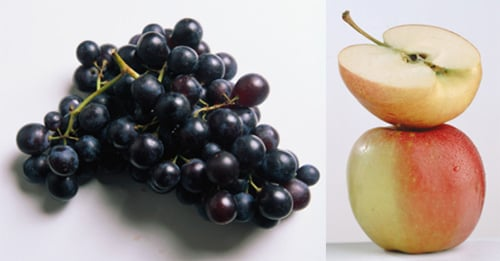 Apple and Grape Juice Prevents Clogged Arteries