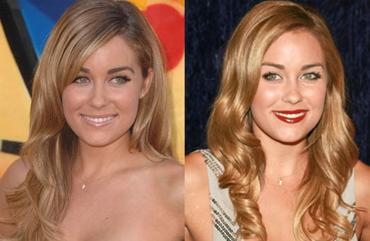 Which Color of Lipstick Looks Better on Lauren Conrad?