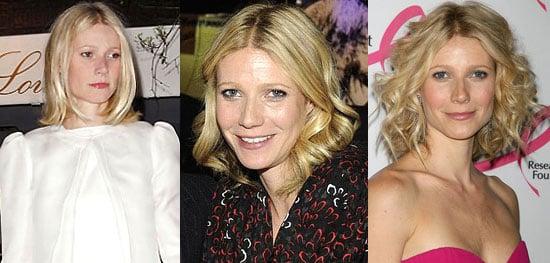 Do You Prefer Gwyneth Paltrow's Short Hair Straight, Wavy, or Curly?