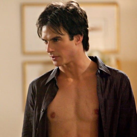 The Vampire Diaries Shirtless Pictures