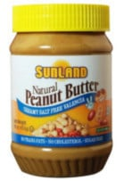 139 New Peanut-Based Products Added to Peanut Recall