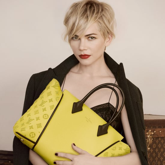 It's in the Bag: See Michelle Williams's Full Campaign For Louis Vuitton
