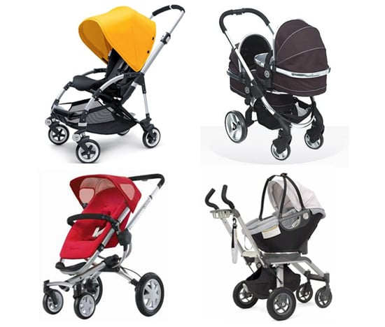 Which new stroller model do you most want to get your hands on?