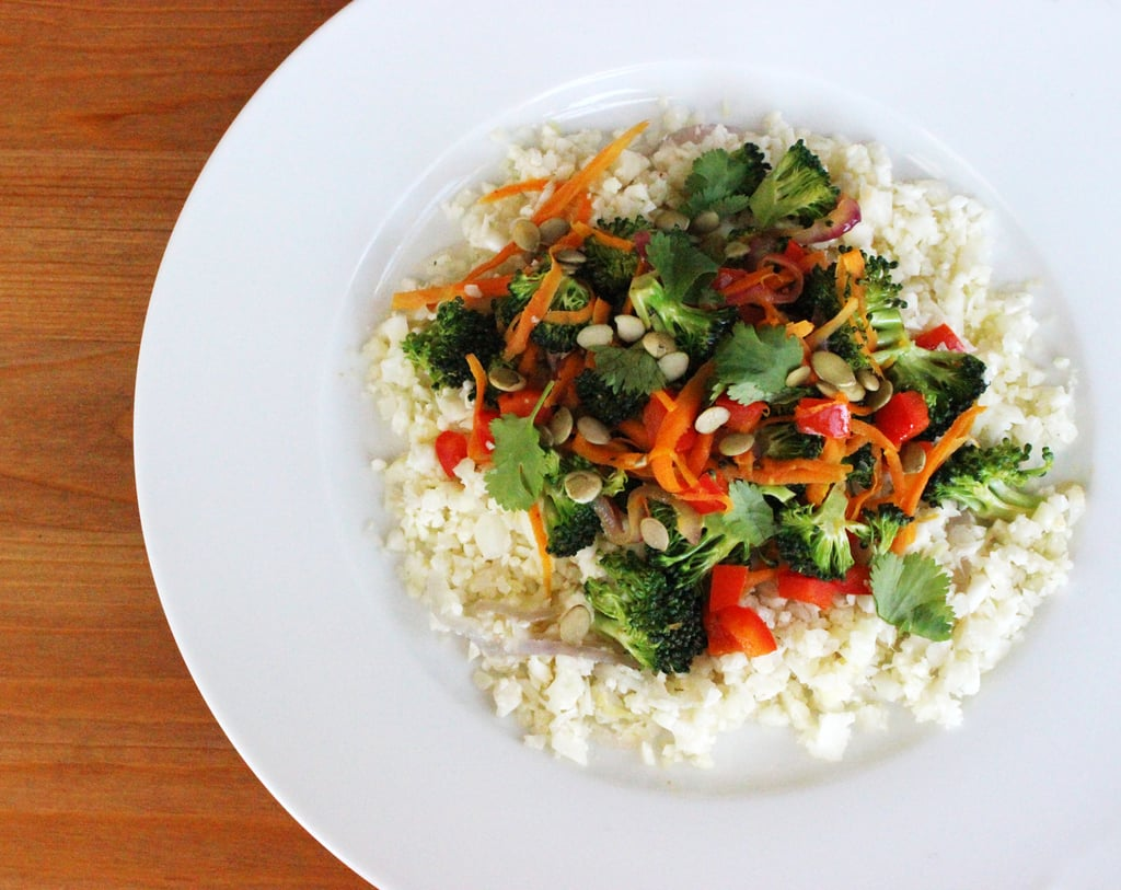 Cauliflower Stir Fry