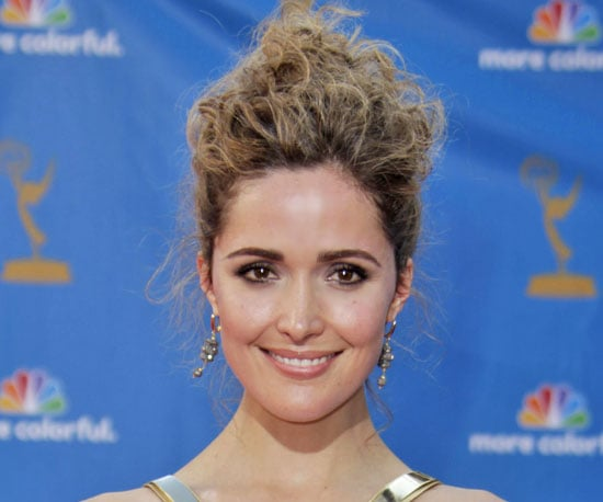 Rose Byrne Emmy Awards Hair Tutorial