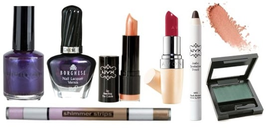 5 of the Hottest New Fall Makeup Shades For Under 5 Dollars