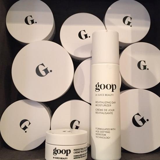 Gwyneth Paltrow's Goop Beauty