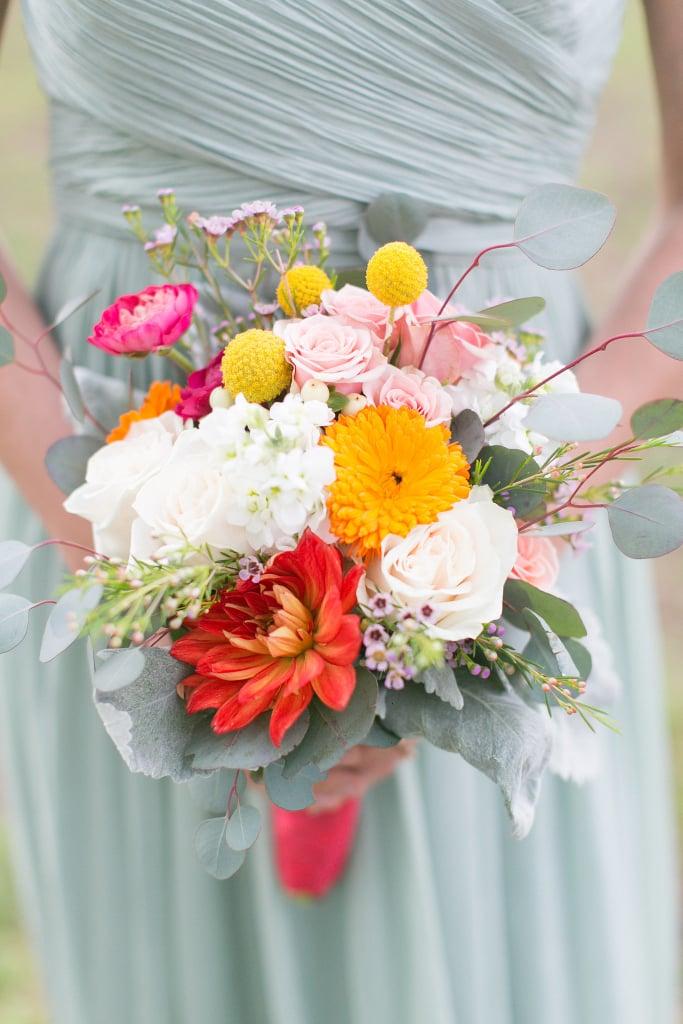 Use In-Season Flowers