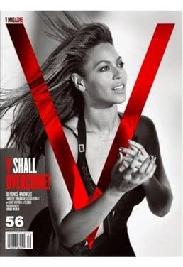 V Magazine Picks Up Vogue Italia's Rejected Sexy Editorial