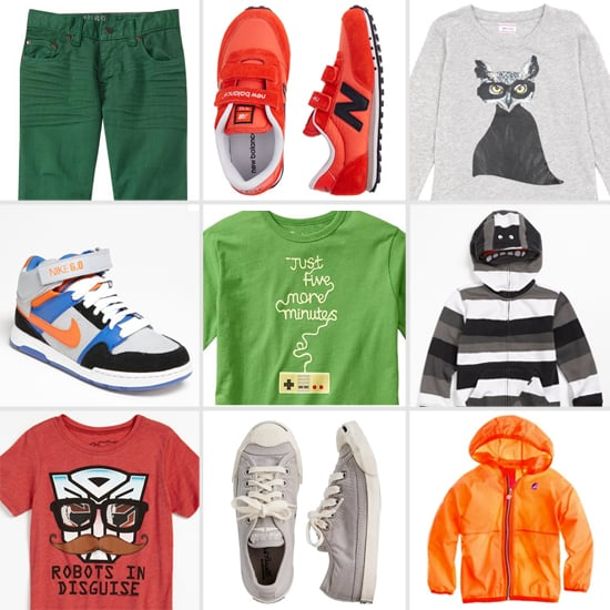 Trend Watch: Must-Have Back-to-School Styles For Boys