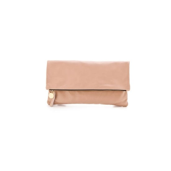 I already own one Clare Vivier clutch and now eyeing up getting another, such a good little accessory I now won't go out with it. With lots of colour to choose from I can see myself building up quite a collection. — Laura, shopstyle.com.au country manager Clutch, approx $159, Claire Vivier at Shopbop