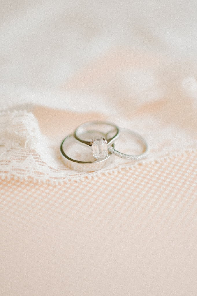 28. Rings on Lace Trim
