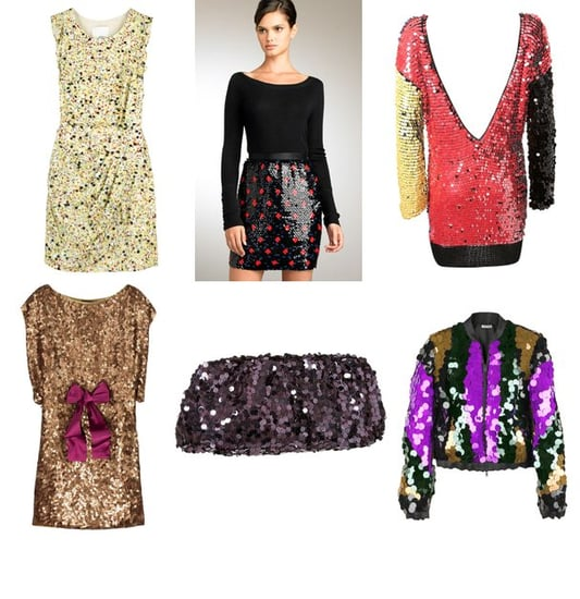 Colorful Confetti Sequins For New Year's Eve