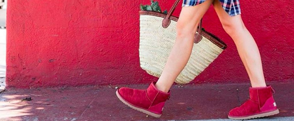 You Won't Believe How Ridiculously Stylish You Can Look in a Pair of Uggs